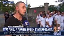 """Justice pour Adrien : """"On en a marre de perdre des amis, des frères ou des enfants ! On se sent délaissé par les politiques. Ces affaires sont toujours étouffées."""""""