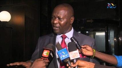 Former Governor Evans Kidero's lawyer speaks on arrest