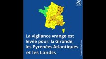 Orages: 27 départements placés en vigilance orange par Météo France