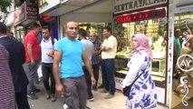 Tüm Şehit Yakınları ve Gazileri Platformu üyeleri altın ve döviz bozdurdu (2) - ANKARA