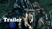 "The Predator Trailer - ""The Ultimate Predator"" (2018) Action Movie HD"
