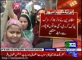پشاور: نواحی علاقہ فقیر کلی میں بدترین لوڈشیڈنگ، لوگوں کا شدید احتجاج خواتین اور بچوں کی بڑی تعداد بھی  احتجاج میں شریک