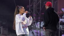 Ariana Grande Responds to Instagram Troll Accusing Her of Cheating on Mac Miller