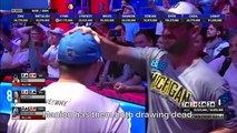 Nicolas Manion may have finished 4th in the #WSOP Main Event, but he's got the heart of a champion. Manion talks about the crazy aces vs. kings vs. kings h