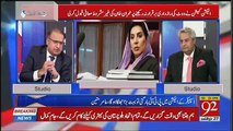 Asad Umar Agli Bar Seat Nahi Jeet Sakengay Islamabad Say Kion Kay...-Rauf Klasra