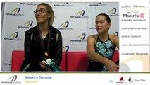 Championnats québécois d'été 2018 Eve. 6 Pré-Novice Dames Gr. 1 Prog. Court Échauffement 1-5 + Eve 7 Junior Messieurs Prog. Court Échauffement 1-2