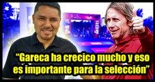 Fernando Egúsquiza analiza la renovación de Ricardo  Gareca en la selección peruana