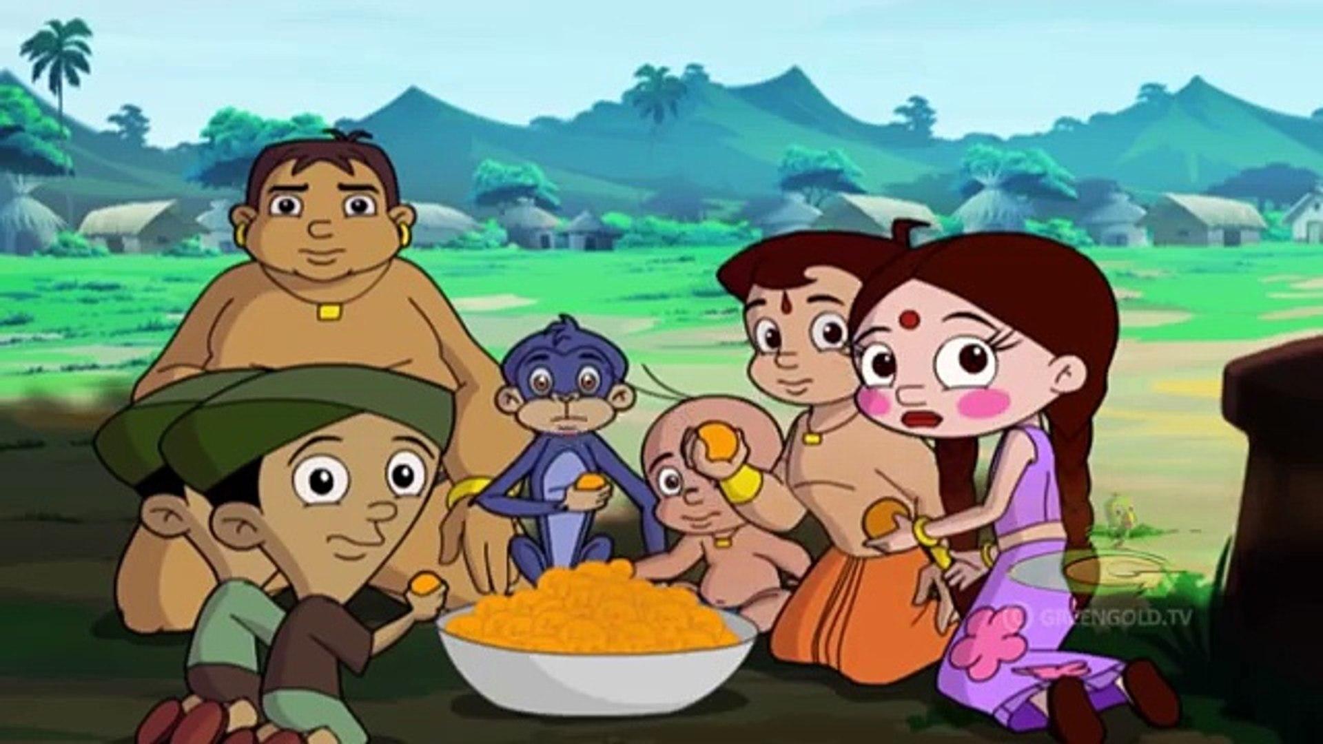 Chhota Bheem and Krishna - Best Friends Forever