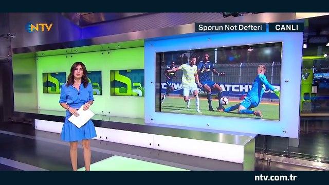 Sporun Not Defteri 19 Temmuz 2018