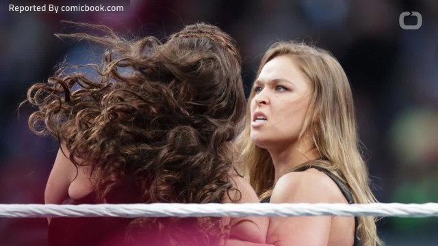 Ronda Rousey Wants To Headline WrestleMania