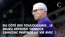Marseille-Toulouse : découvrez les femmes des joueurs des deux équipes en photos