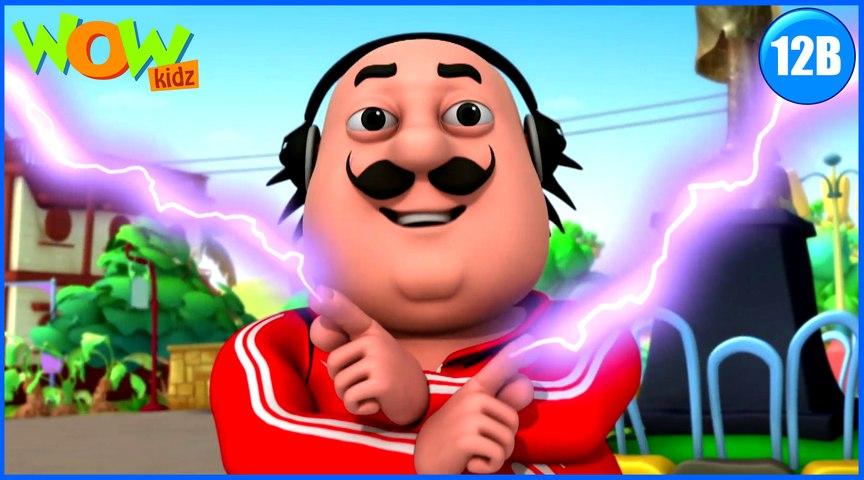 Motu Patlu in Hindi   Motu The Alien   Cartoon for Kids