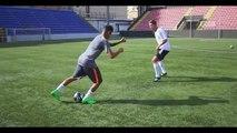 Neymar Jr Freestyle Skills & Tricks ● Crazy Training Skills Show - Warm Up