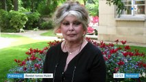 Polémique : Brigitte Bardot tance Nicolas Hulot