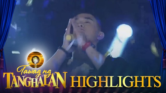Tawag ng Tanghalan: John Andrew Manzano still holds the golden microphone for the third time
