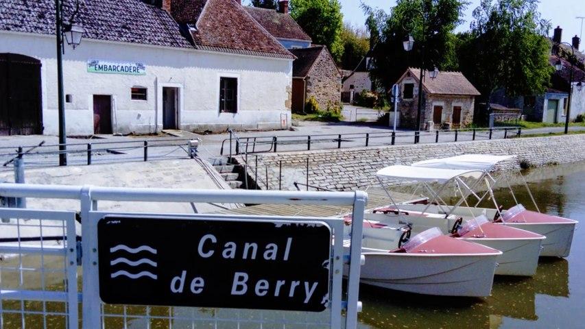 [Le Canal de Berry]
