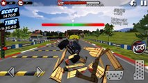 Monster Truck 4x4 Stunt Racer / Monster Truck Cars Games / Android gameplay FHD #3