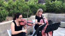 Wedding Prelude Songs.Classical Wedding Prelude Songs Cello Violin Duo Ocdamia