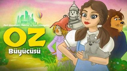Oz Büyücüsü - Adisebaba Klasik Masallar | Okidokido