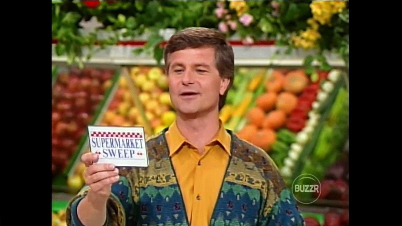 Supermarket Sweep - Jonathan & Jennifer vs  Jack & Franny vs  Scott &  Missy(1991)
