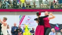 Gay Games de Paris: un répit pour des sportifs opprimés chez eux