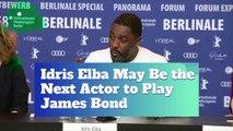 Idris Elba May Be the Next Actor to Play James Bond