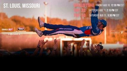 Formula Drift St. Louis Qualifying LIVE!