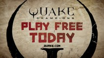 Quake Champions - Trailer QuakeCon 2018