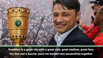 Kovac excited for 'special' Frankfurt return in Super Cup