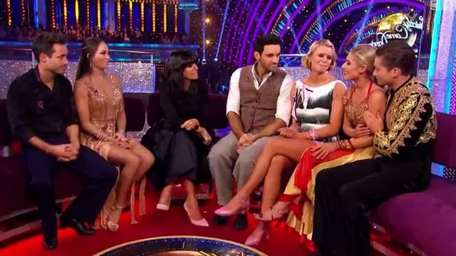 Strictly Come Dancing S15 - Ep16 Week 8 Results HD Watch