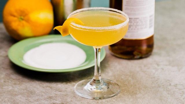 Sidecar Cocktail Recipe - Liquor.com