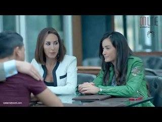 غادة تحرم جود السواقة و عادل ماعجبو الشب اللي معا  -  ورد الخال  -  باسل خياط  -  عشق النساء