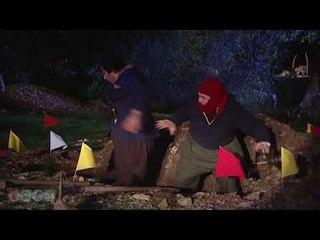 مداهمة موقع الاثار وسرقته-مسلسل ضيعة ضايعة -الجزء الثاني - الحلقة 25- ام الطنافس التحتا
