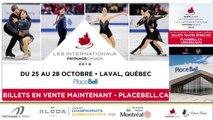 Championnats québécois d'été 2018 Eve 15 Senior Messieurs prog. Court