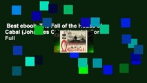 Best ebook  The Fall of the House of Cabal (Johannes Cabal Novels)  For Full