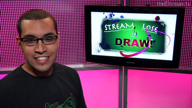 Friends with Benefits Angelique Cabral plays some Stream, Lose, or Draw
