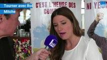 """Alice Pol l'ambiance sur le tournage des """"Vieux Fourneaux"""""""