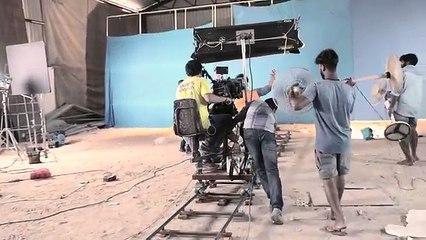 Maradona Making Video