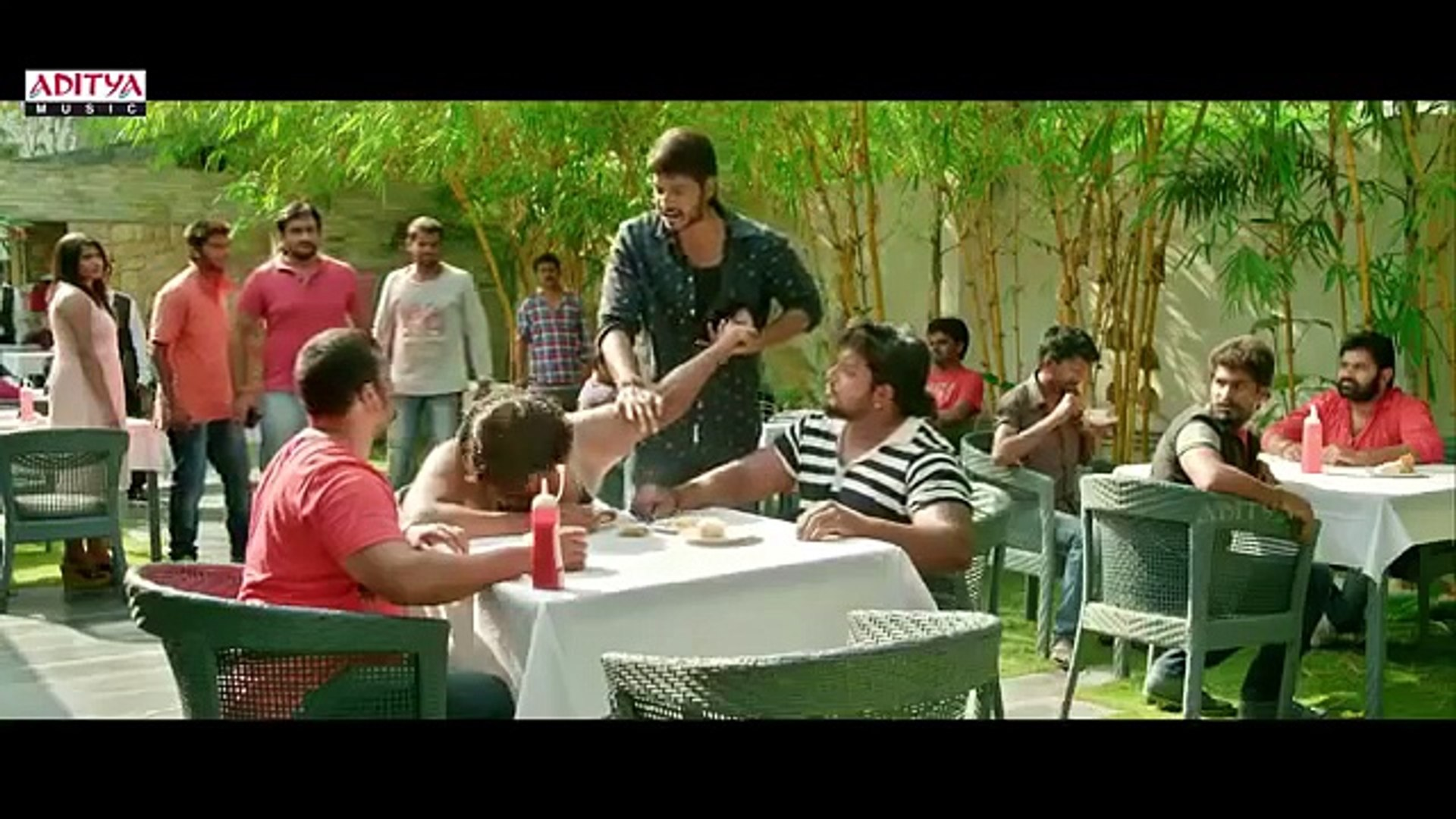 Aakhri Warning  Hindi Dubbed Part-2