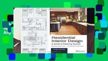 About For Books  Residential Interior Design: A Guide to Planning Spaces, Third Edition  Any Format