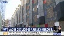 Comment expliquer la série de suicides de détenus à Fleury-Mérogis?