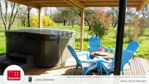 Maison avec des grands volumes ouvertes sur la nature, coin pool house, chambre d'hotes et animaux