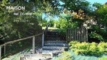 Dordogne. Savignac-Lédrier. Jolie maison en pierre avec grange attenante, gite avec 2 chambres à coucher, dans un magnifique parc de 15,660m2.