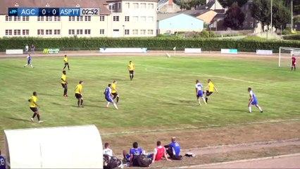AG Caen - AS PTT Caen Amical 2
