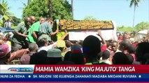 Hili ndilo tukio zima la mazishi ya Mzee Majuto