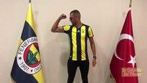 Présentation de Slimani à Fenerbahçe !