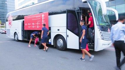 """حصريا على """"البطولة"""": كواليس مغادرة لاعبي الوداد لمقر الإقامة بعد تأجيل مباراة الأهلي الليبي"""