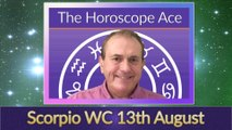 Scorpio Weekly Horoscope from 13th August - 20th August