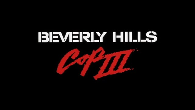 Beverly Hills Cop III / Le Flic de Beverly Hills 3 (Trailer - Bande annonce OV Movies Version 1994) HD - HQ - 16.9