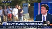 Macron à Brégançon: pas de vacance pour la diplomatie (2/2)